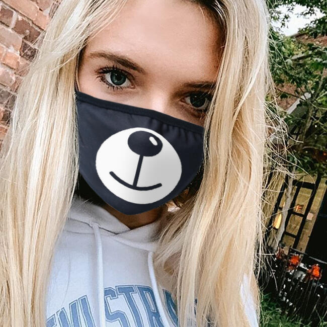 Fashion Bear Anti-Dust Reusable Face Mask
