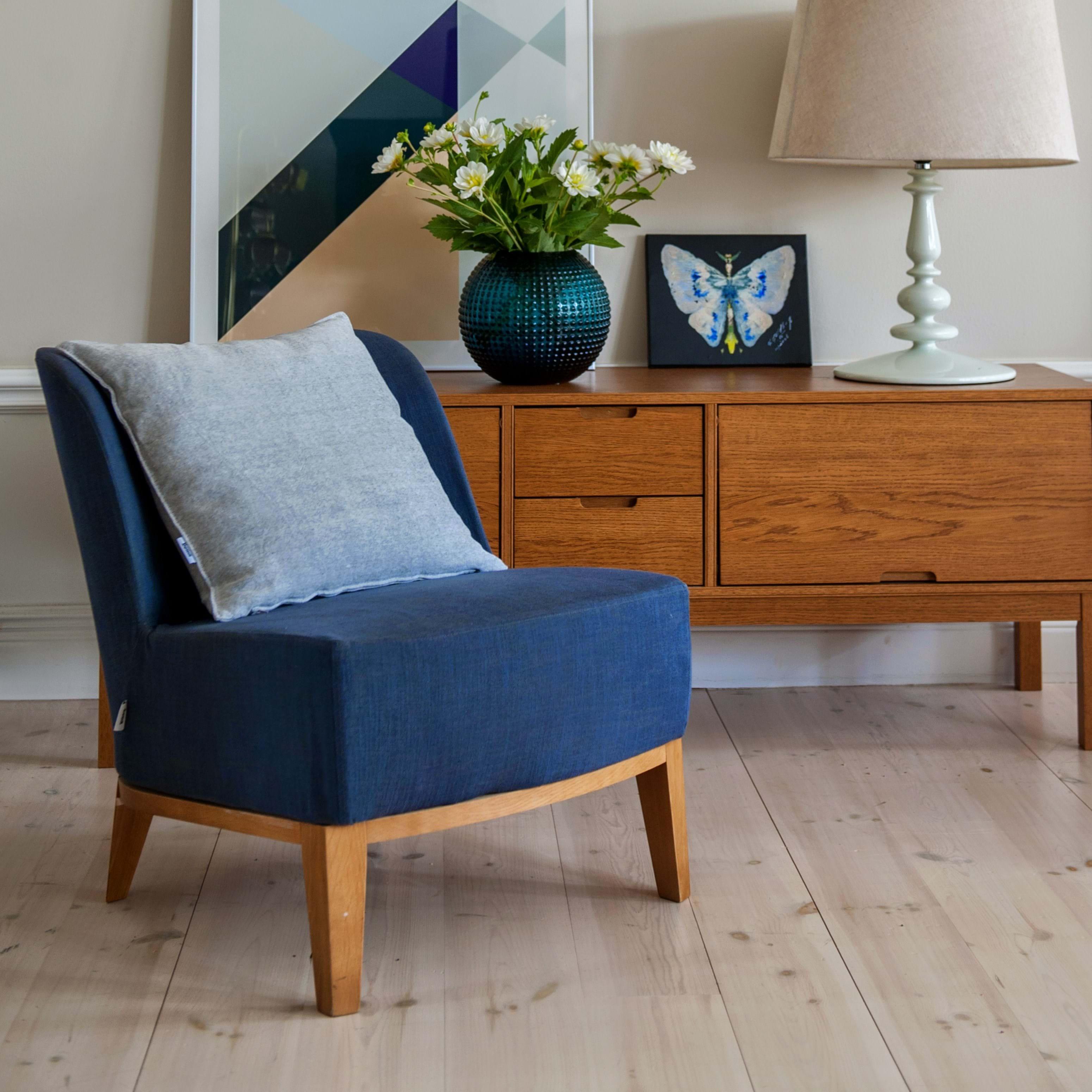 إعادة إنتاج صدى جوهريا ikea stockholm easy chair