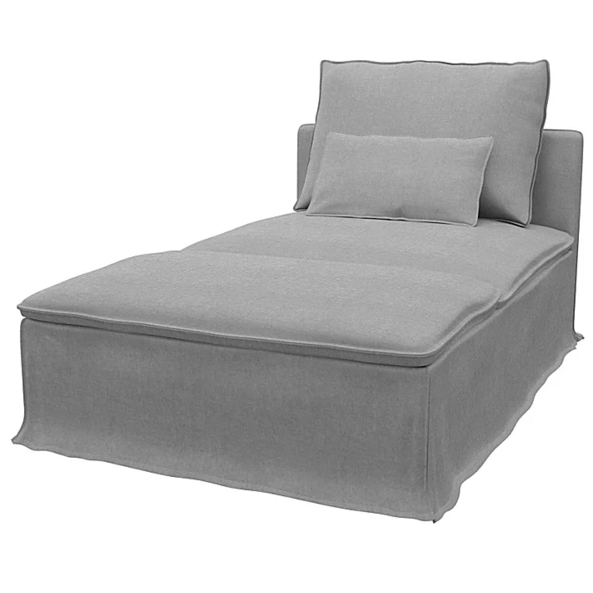Ikea Söderhamn Cover For Chaise Longue Without Armrest