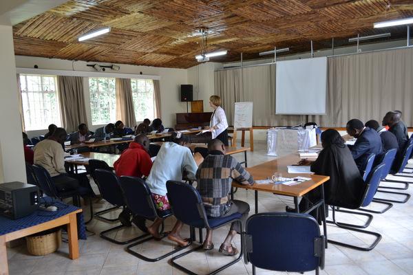 Master class, Karen, Kenya