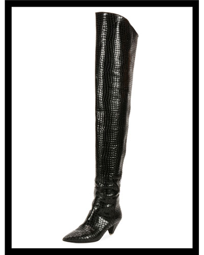 Asia Over-The-Knee Boots