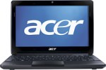 Acer – 11.6″ Aspire One Netbook – 2GB Memory – 250GB Hard Drive – Espresso Black – AO722-0611 for $299.99