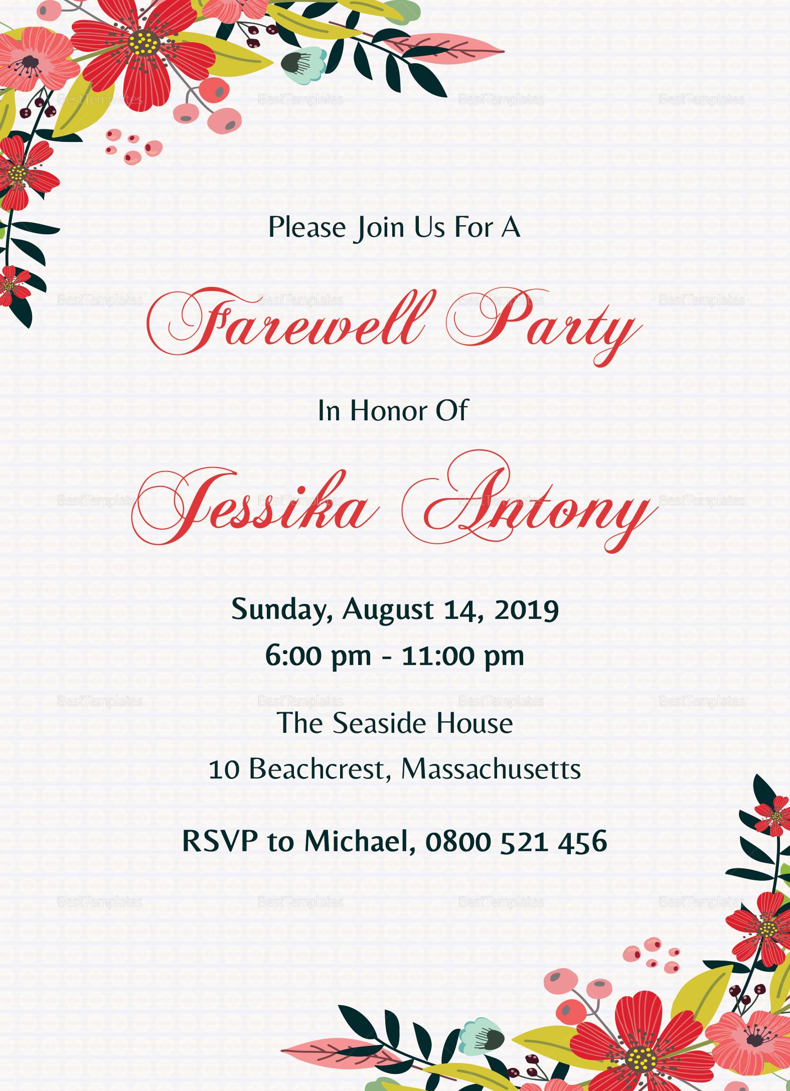 Drinks party invitation wording stopboris Choice Image