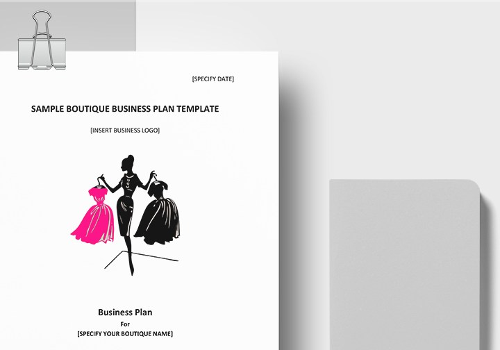 HD Decor Images » Sample Boutique Business Plan Template in Word  Google Docs  Apple Pages