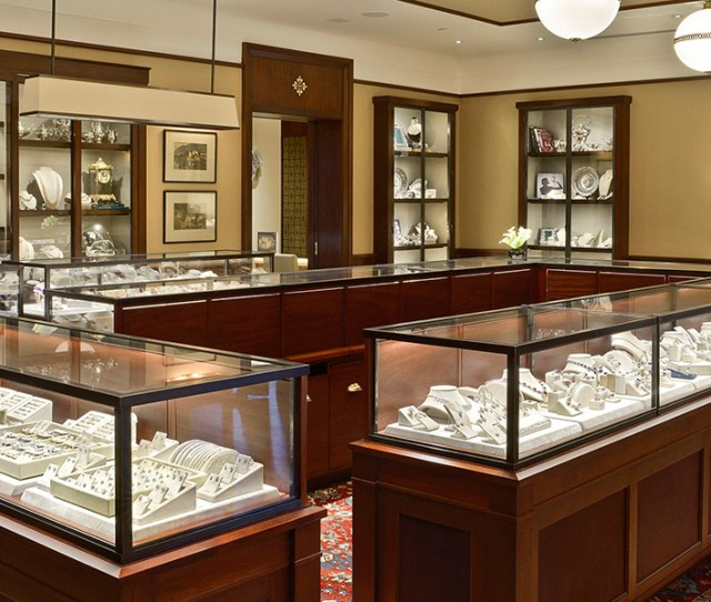 It Showcases Elegant In Store Boutique Areas For Some Of Our Favorite Brands Including Rolex Cartier And Patek Philippe As Well As A Dedicated Betteridge