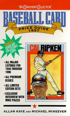 The Confident Collector: 1997 Baseball Card Price Guide