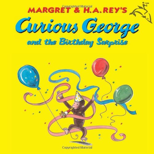 Curious George and the Birthday Surprise