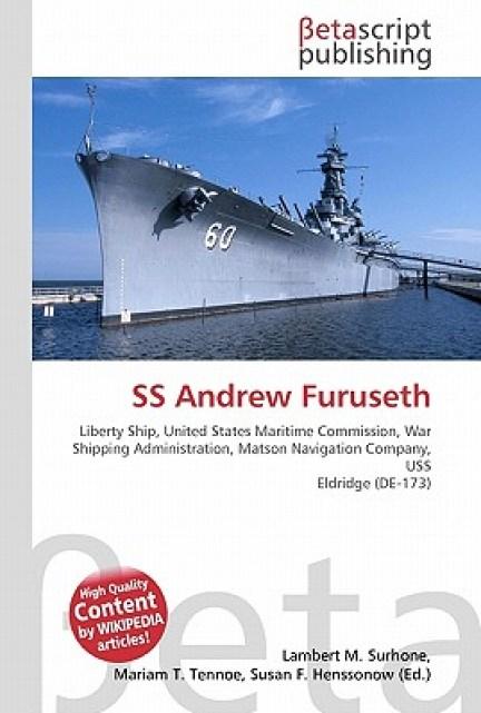 Resultado de imagen para SS Andrew Furuseth
