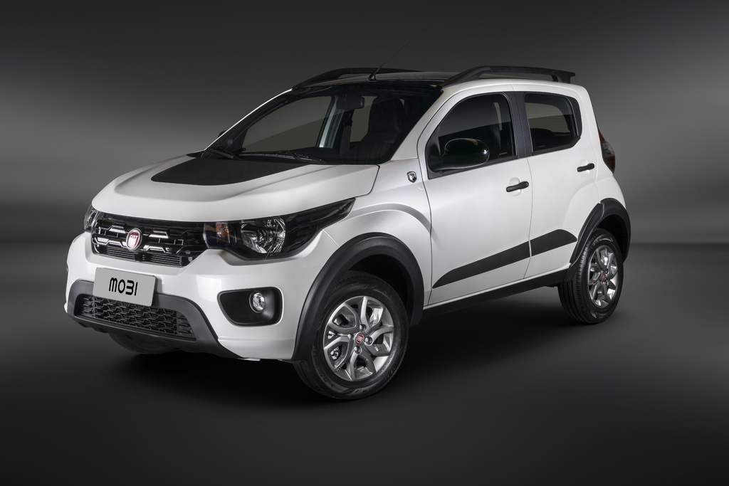 This has proven to be more than marketing talk,. Fiat Mobi Way Extreme Cross (2019, Type X1H, 1st gen