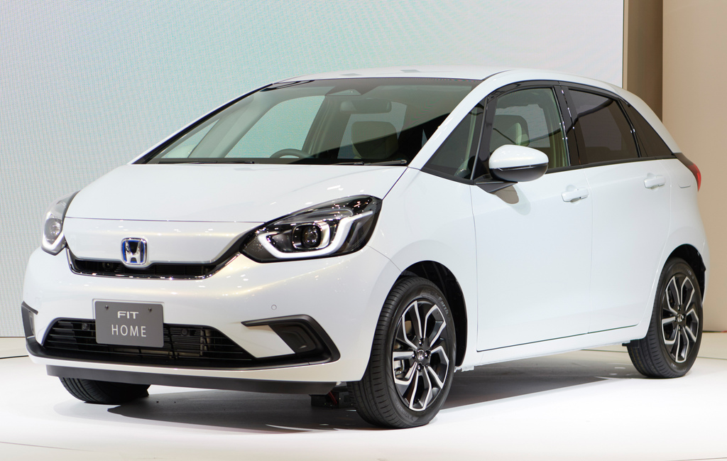 Nieuwe Honda Fit 2020 motor prestaties