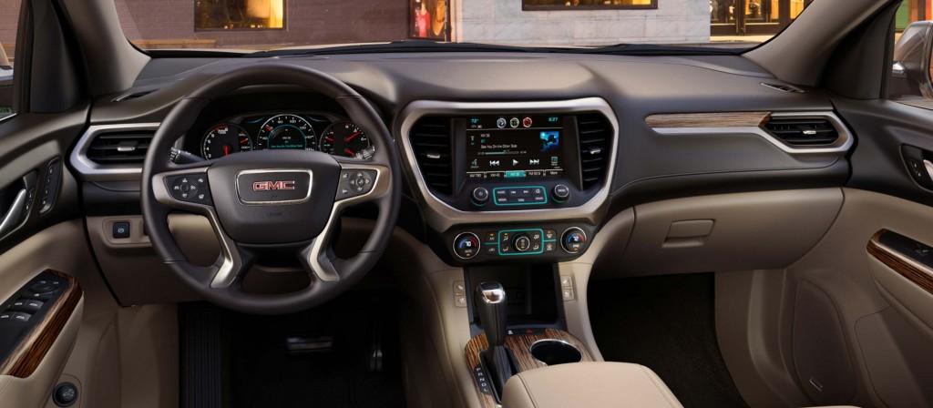 Chevrolet Traverse Interior