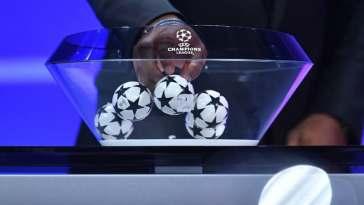Les premiers chapeaux de la Ligue des champions sont désormais connus