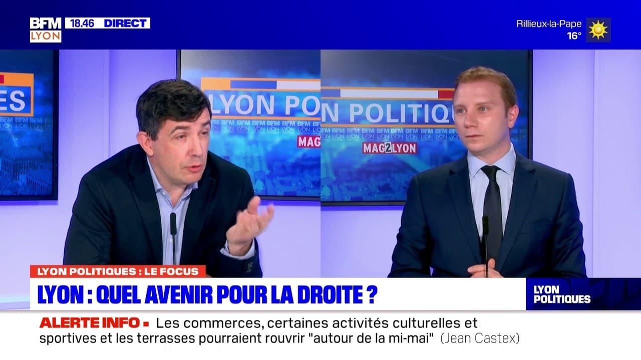 """Alexandre Vincendet: """"En terme d'écologisme, les élus de droite n'ont aucune leçon à recevoir des écologistes"""""""