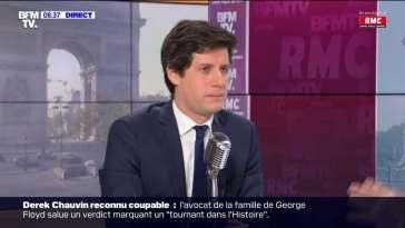 """Déconfinement: Julien Denormandie estime que """"l'approche territorialisée est pleine de bon sens"""""""