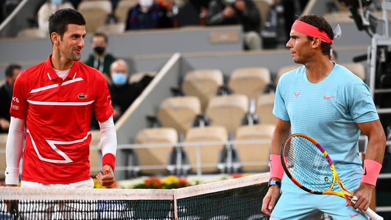 Djokovic-Nadal, 58e acte d'un duel de titans