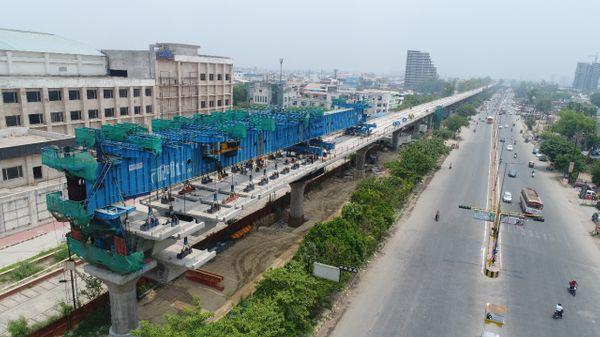 रैपिड रेल कारिडोर में 21 किमी की दूरी में 13 स्टेशन बनेंगे