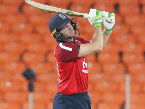 From England, only Jos Buttler appeared in form.  He scored 172 runs in the series.  During this, he hit 2 fifty and also hit 10 sixes at most.
