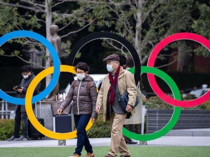 जापान की राजधानी टोक्यो में ओलिंपिक की तैयारियां चल रही हैं, लेकिन अब यहां कोरोना संक्रमण का खतरा लगातार बढ़ता जा रहा है। (फाइल फोटो) - Dainik Bhaskar