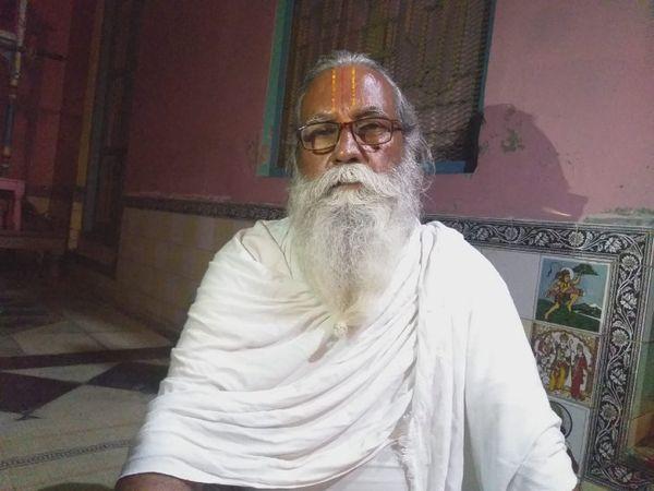 रघुवर शरण दास, महंत फकीरे राम मंदिर