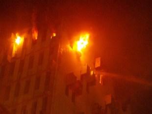 कोलकाता में बड़ा हादसा: रेलवे के ऑफिस वाली मल्टीस्टोरी बिल्डिंग में आग लगी, 7 की मौत; CM ममता बनर्जी मौके पर पहुंचीं