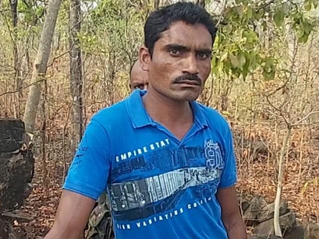 पुलिस ने कांस्टेबल की पत्नी की की हत्या  ,दो दिन बाद पकड़ा गया।