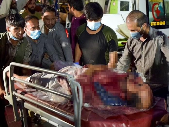 काबुल ब्लास्ट में अमेरिका के 13 कमांडो मारे गए हैं। ब्रिटेन के दो नागरिकों की भी मौत हुई है।
