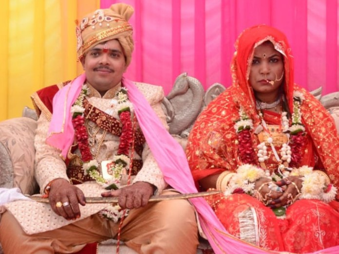 Tanushka alias Bharti did this marriage with the intention of looting.