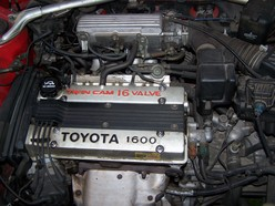 Engines  Complete Overalled Toyota 4AGE Twincam Series 3 engine was listed for R3,00000 on 28