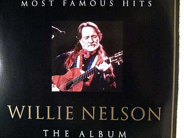 Other Music CDs - WILLIE NELSON, THE ALBUM, MOST FAMOUS ...