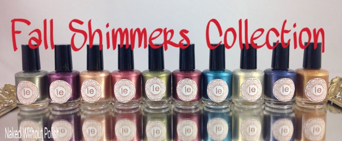 Image of Fall Shimmers Collection