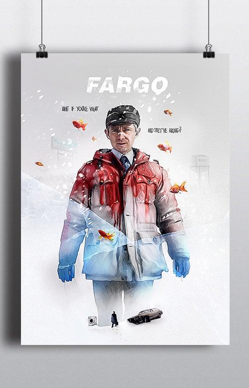 Fargo Poster Print | Funkrush