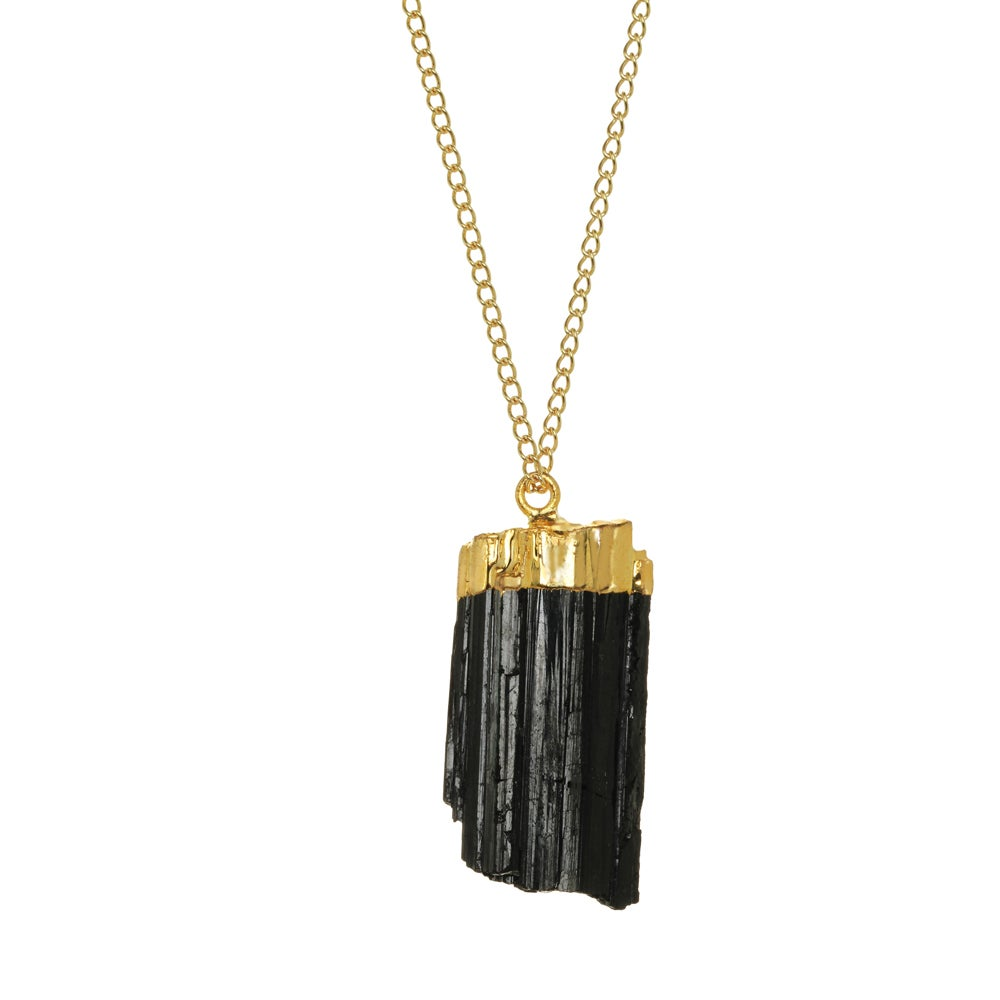 We See Stars Jewelry BLACK TOURMALINE Necklace