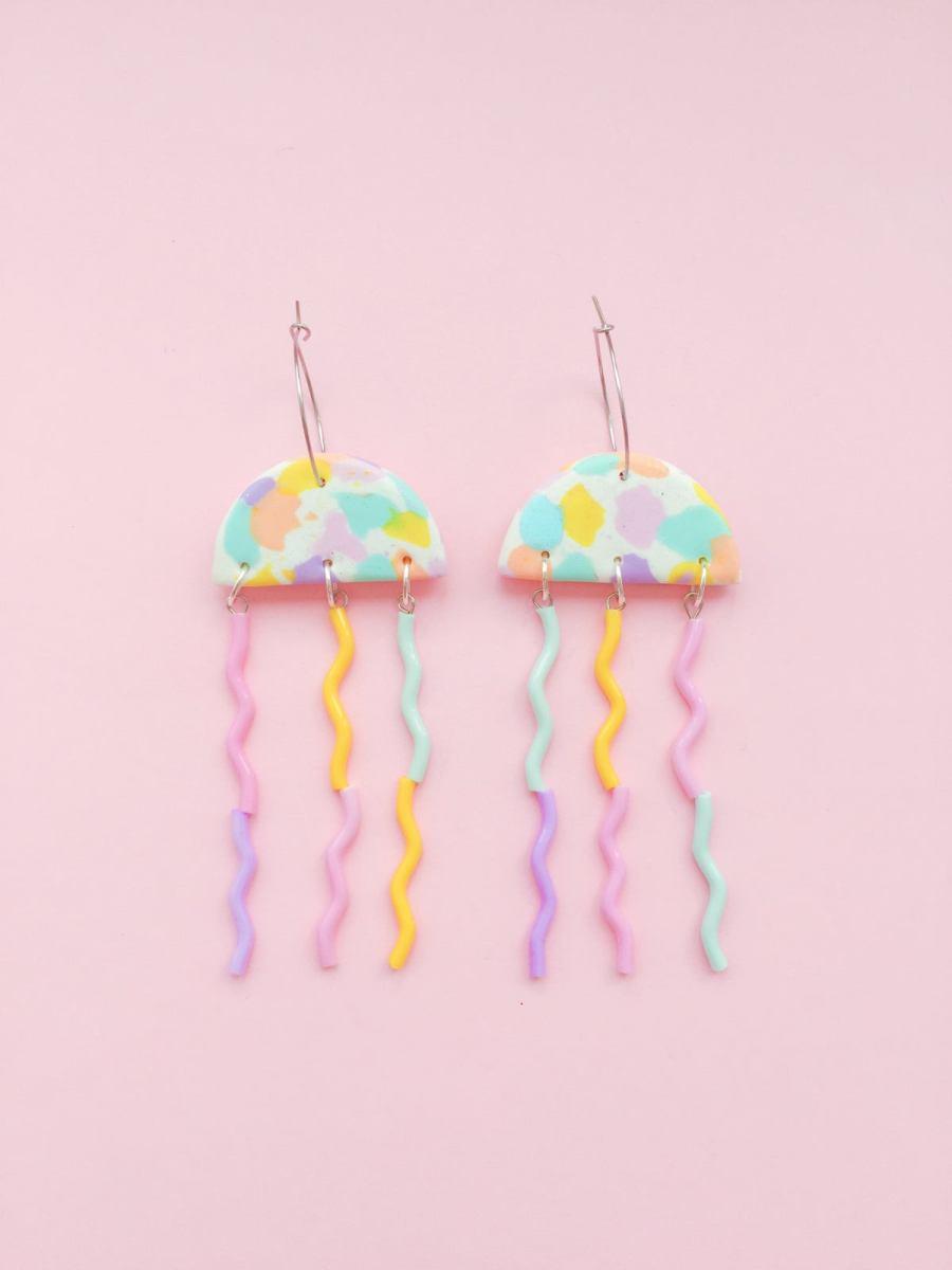 Big Loop Earrings Wholesale