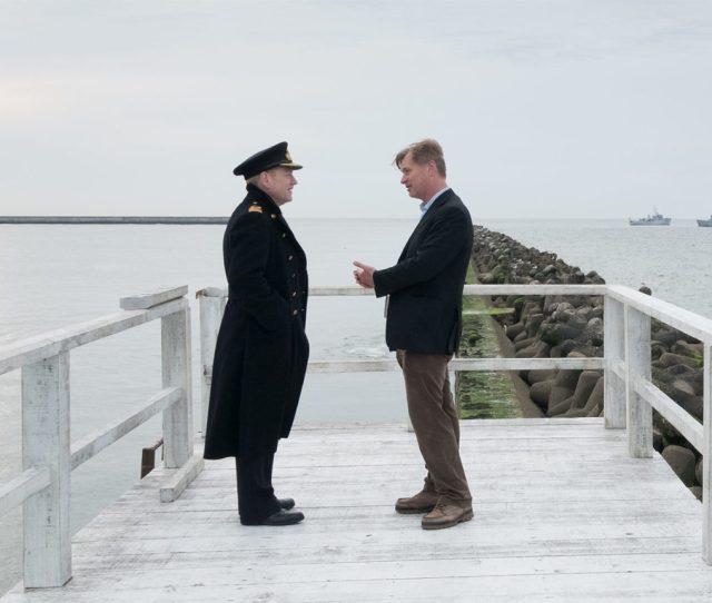 Dunkirk Christopher Nolan Ken Branagh