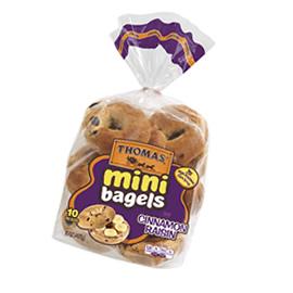 Blueberry Mini Bagels Thomas39