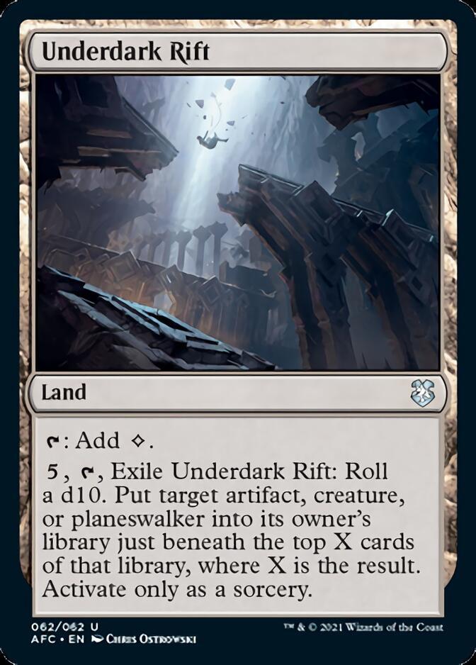 Underdark Rift