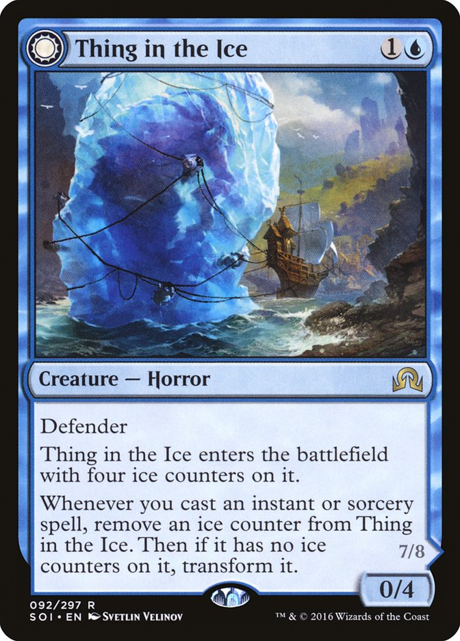 Thing in the Ice // Awoken Horror