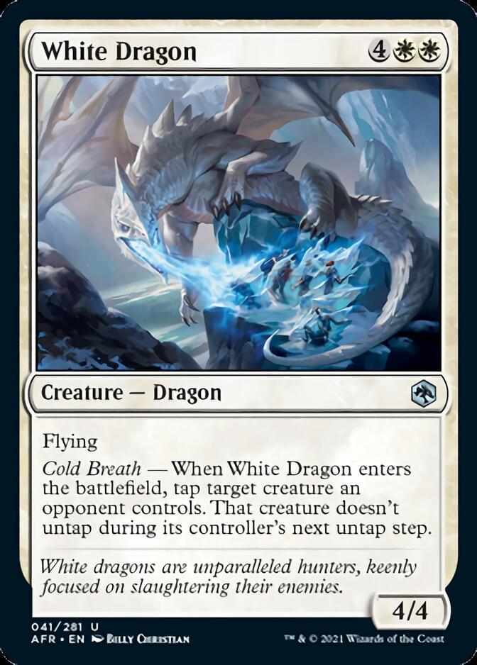 White Dragon