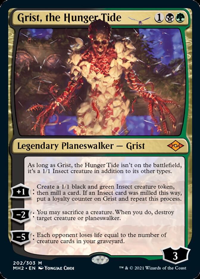 Grist, the Hunger Tide