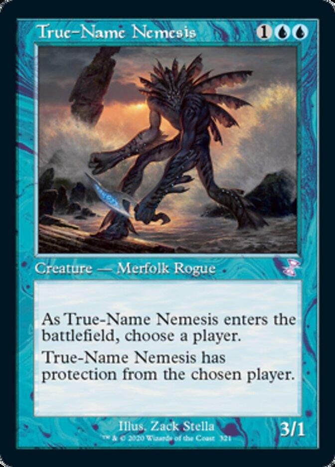 True-Name Nemesis (Timeshifted)