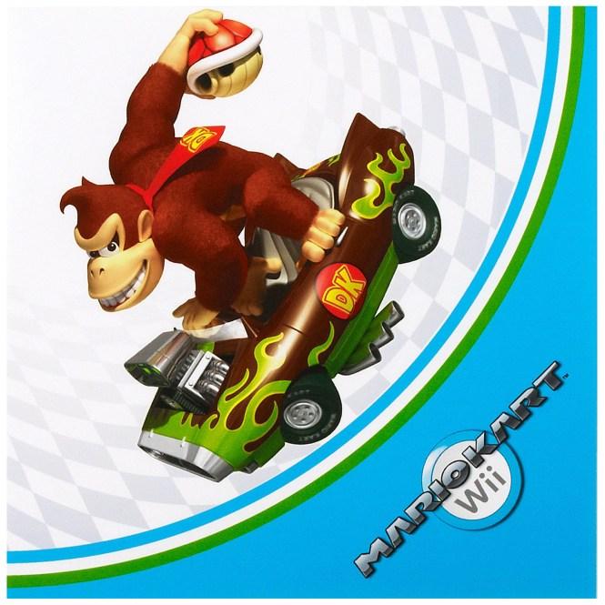 Mario Kart Party Favor Ideas