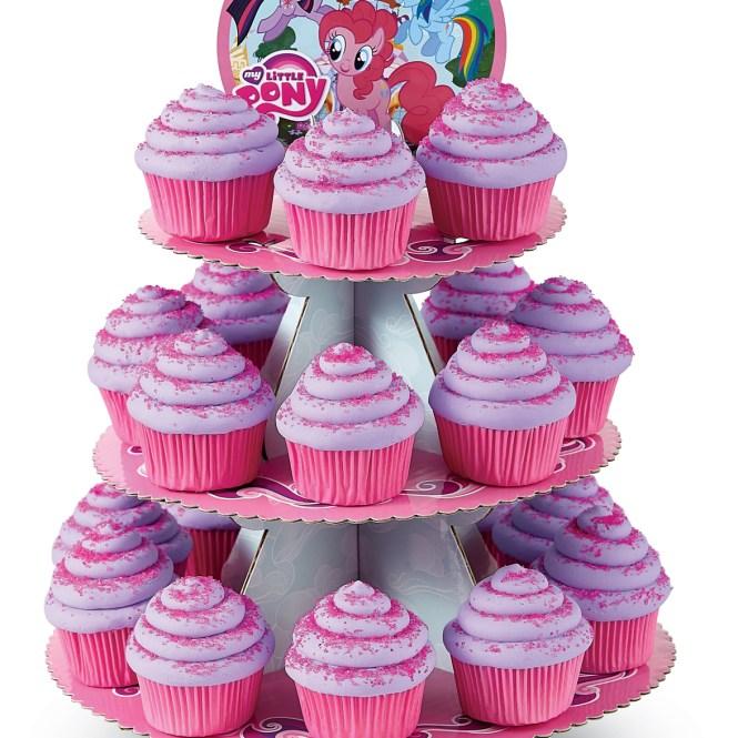Big My Little Pony Mold 79mm Flexible For Fondant Cupcake Topper