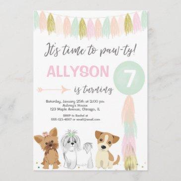 https birthdayinvitations4u com invites dog birthday invitations