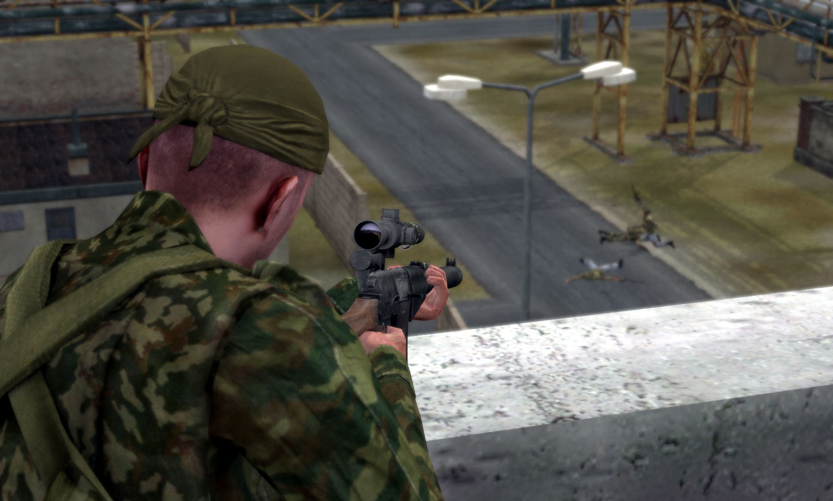 Top 10 Games of The Year 2009   bit tech net Joint Tenth     Arma II