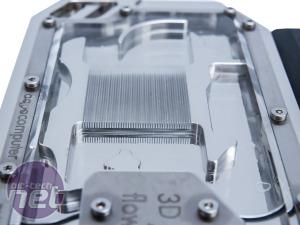 L'eau de refroidissement de la AMD Radeon R9 290x