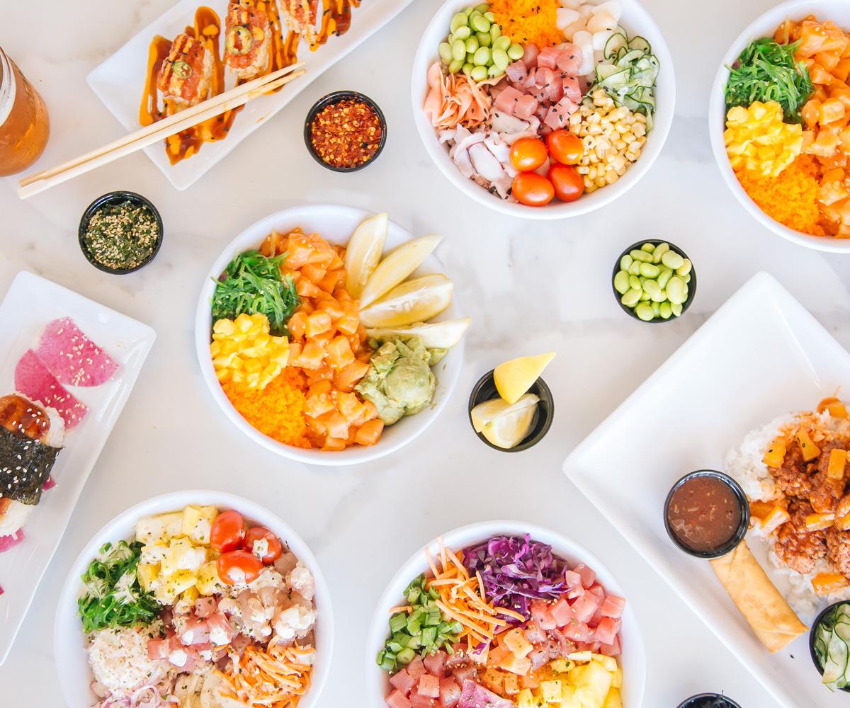 Sushi Restaurants Sale Michigan