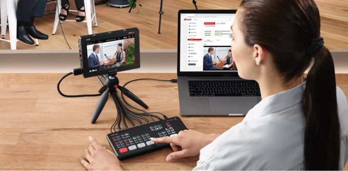 Stream Live Interviews