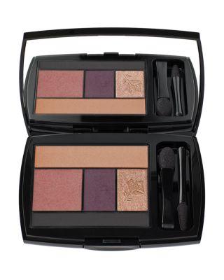 Lancome Color Design Eyeshadow Quads. Shop this item on http://showmethemuhnie.com/2015/10/09/20-best-lancome-products-2015/