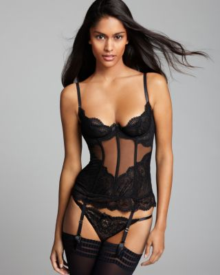 LAgent By Agent Provocateur Vanessa Bustier Bloomingdales