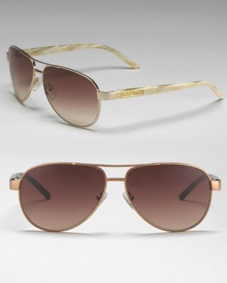 Ralph by Ralph Lauren Eyewear Aviator Sunglasses